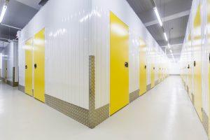 Innenansicht LAGERBOX Dortmund